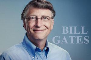 حتی ثروتمندترین هم در امان نیست ! هک شدن حساب بانکی بیل گیتس توسط هکر بلغاری