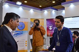حضور شرکت نرم افزاری امن پرداز در نمایشگاه تراکنش ایران