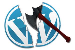 سایتهای وردپرسی، جولانگاه بدافزارها